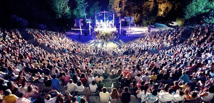 Halkidiki müzik festivalleri