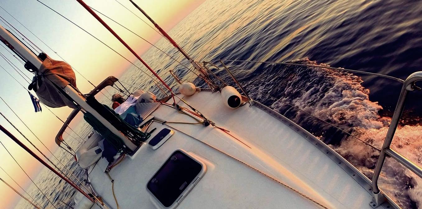 Halkidiki tekne turu