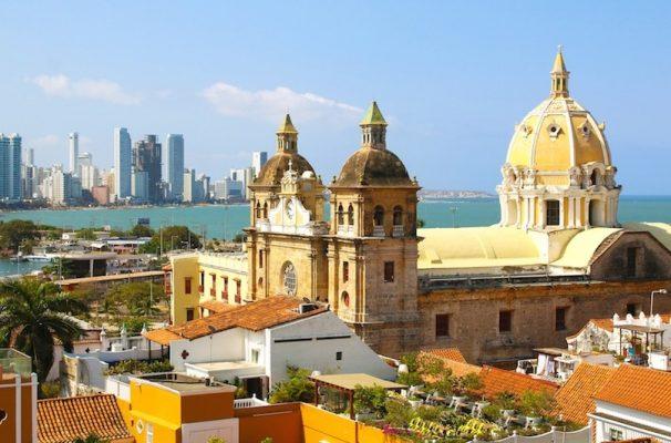 Kolombiya Turizmi