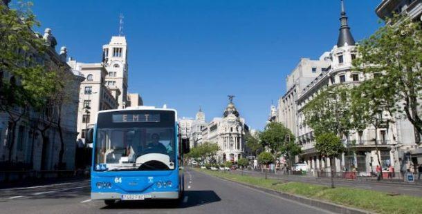 Madrid Toplu Taşıma