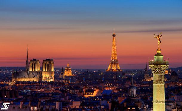 Paris Mastercard