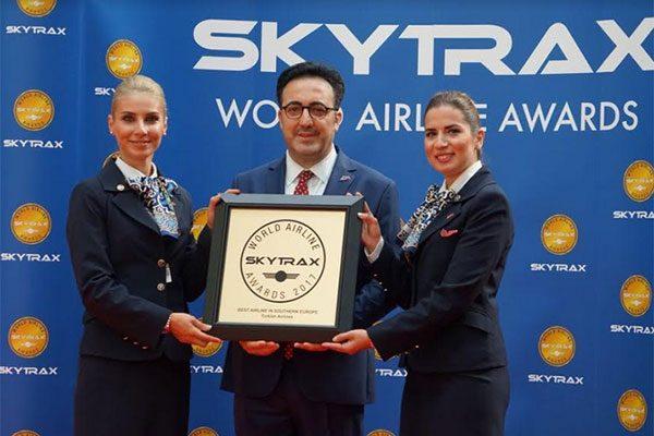 Skytrax THY Dünya Hava Yolları Ödülleri