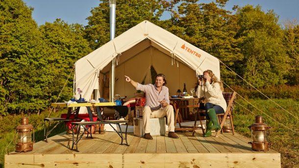 Tentrr - Airbnb