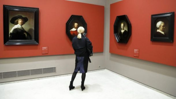 Thomas Kaplan Rembrandt Tabloları