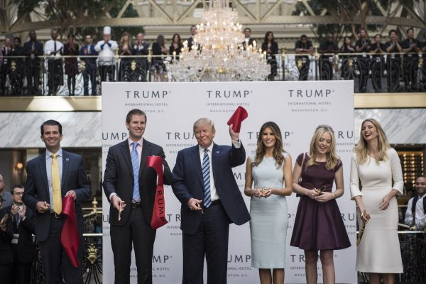 Trump Group American Idea Hotel