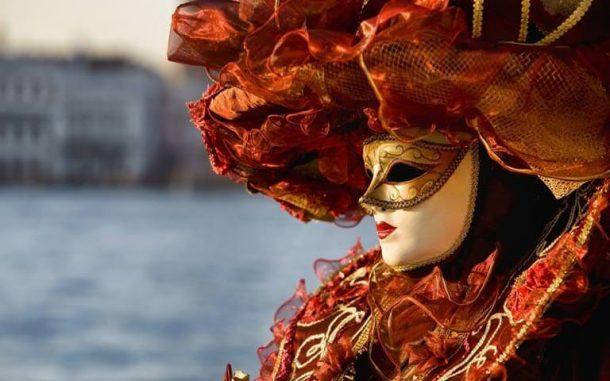 Venedik Maske Karnavalı