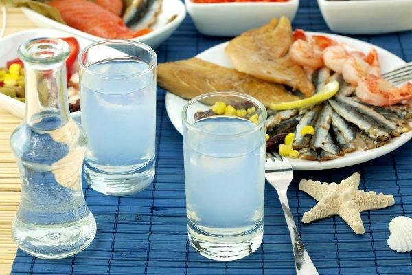 Yunan Adası Yemekleri