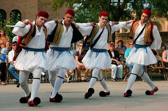 Yunanistan Festivalleri