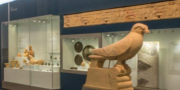 Archaeological Museum Heraklion Girit