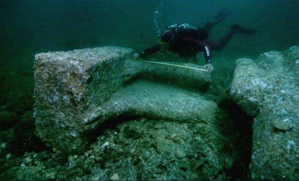 Pavlopetri Antik Kenti Yunanistan