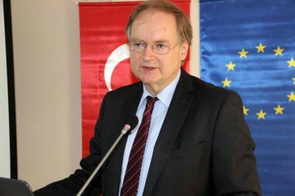 AB Türkiye Delegasyonu Başkanı Büyükelçi Christian Berger