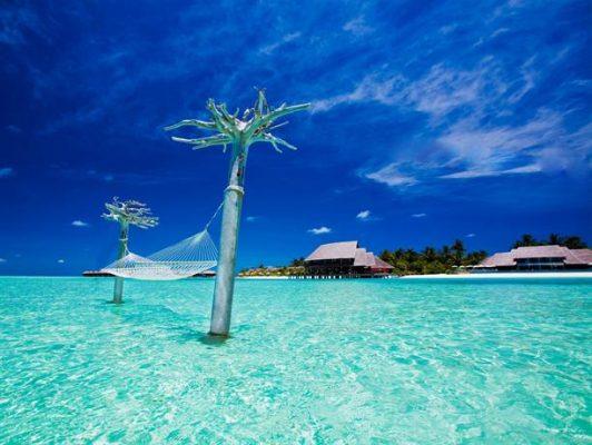 Anantara Hotels Maldivler