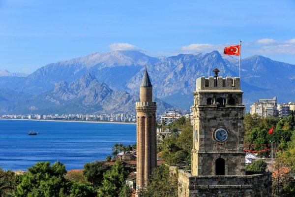 Antalya Rus Turistler
