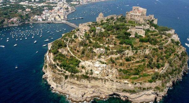 Avrupa'nın en iyi 10 adası – Ischia