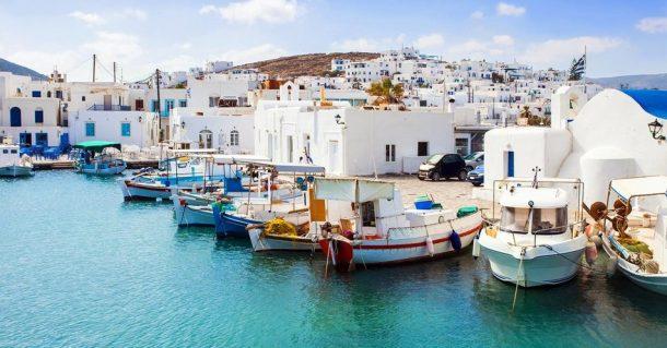 Avrupa'nın en iyi 10 adası – Paros