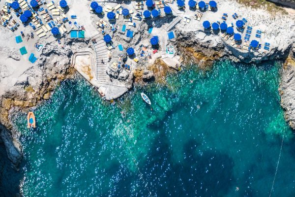 Carpi Da Luigi Beach İtaly