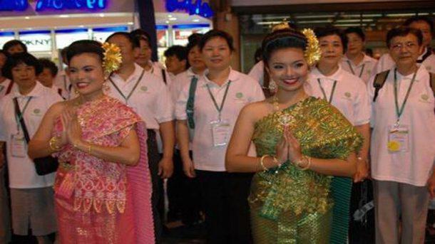 Çinli Turistin Gözdesi Tayland