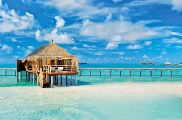 Constance Hotel Maldivler