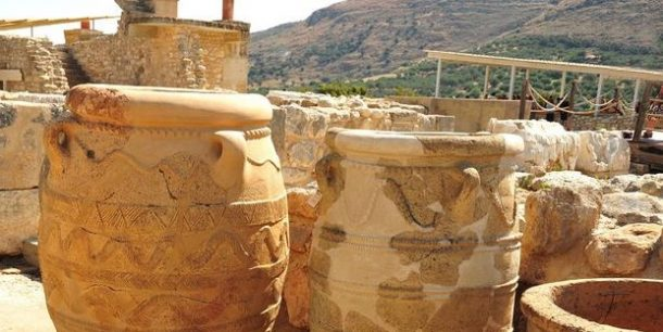 Heraklion Antik Kenti