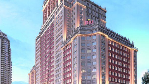 Riu Hotel Edificio Espana