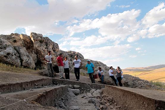 Kahramanmaraş Keçe Mağara Kazısı