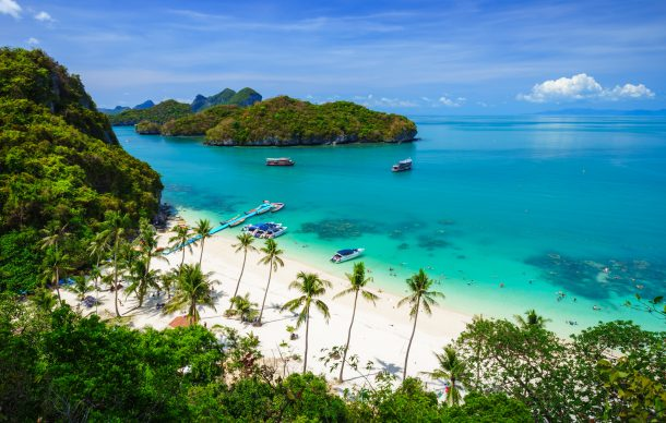 Koh Samui Tayland