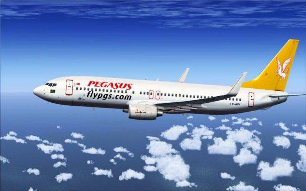 Pegasus, Ankara - Paris uçuşlarına 17 Aralık'ta başlıyor!