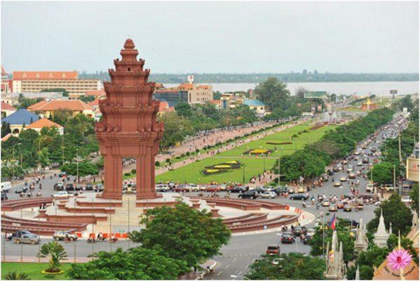 Phnom Penh Kambocya