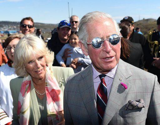 Prince Charles & Princess Camilla