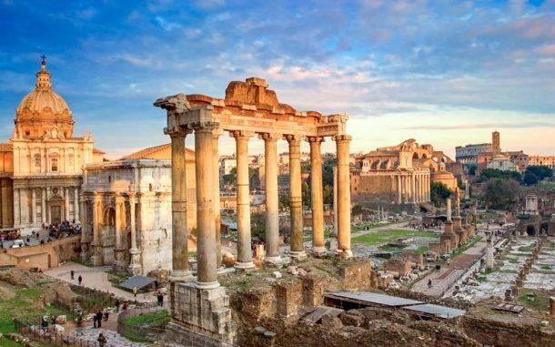 Roma İtalya