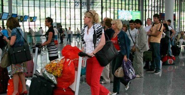 Rus Turistler Türkiye