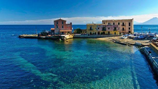 Sicilya Adası İtalya