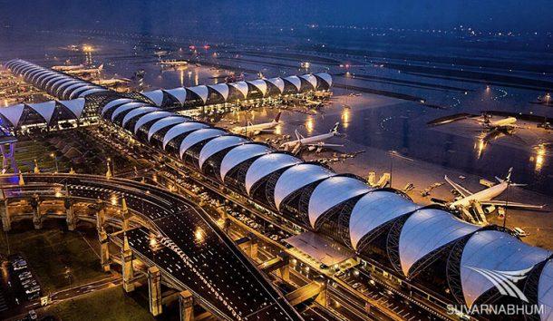 Suvarnabhumi Havaalanı