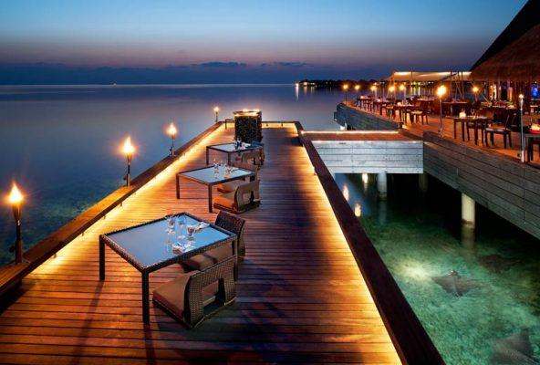 W Retreat Maldivler