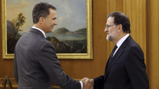 İspanya Felipe Rajoy