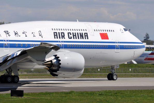Air China Küba