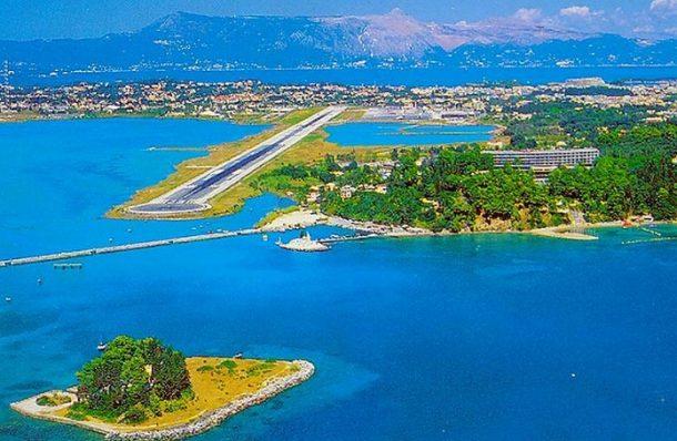 Korfu Adası Havaalanı