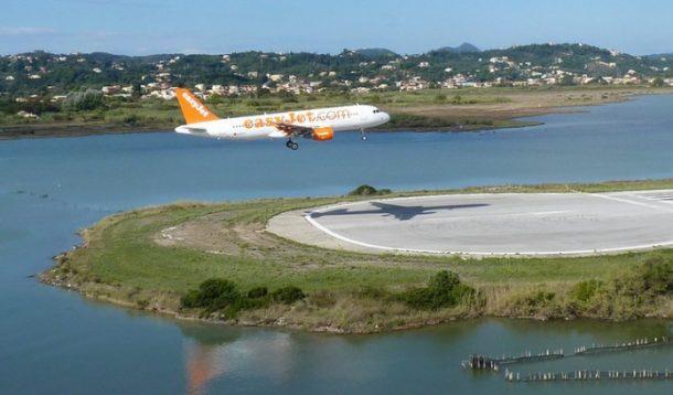 Korfu Adası Havalanı