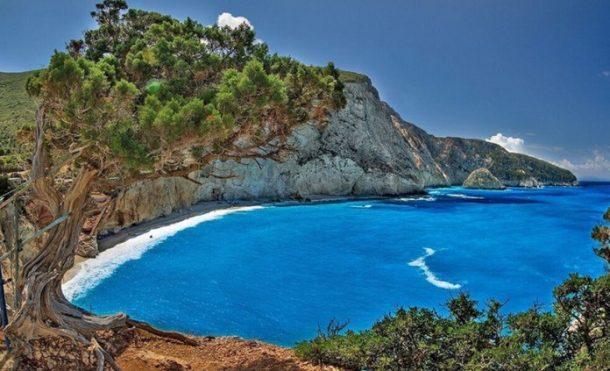 Lefkada Adası