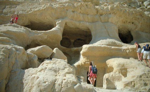 Matala Mağaraları