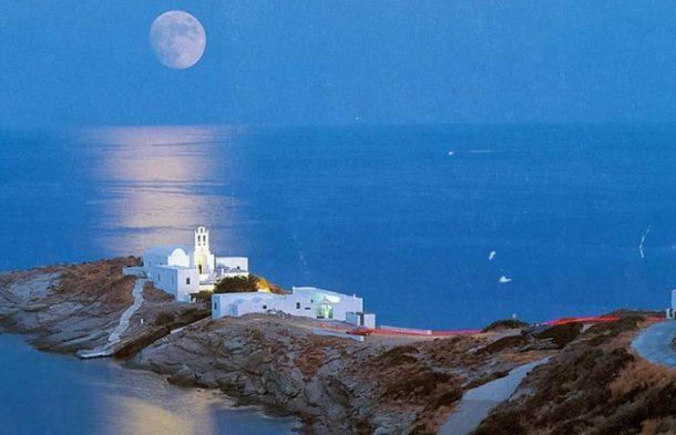 Sifnos Adası