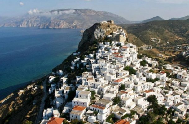 Skyros Adası