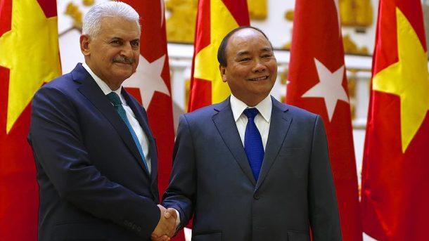 Türkiye-Vietnam