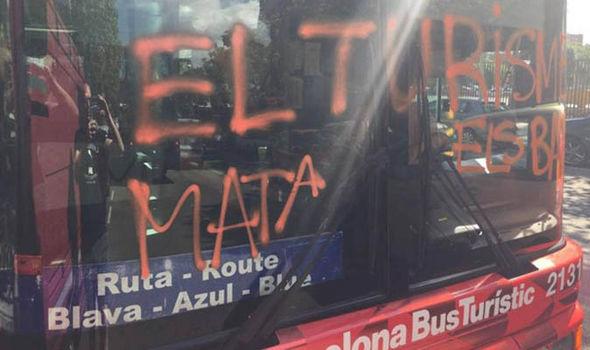 Barcelona Arran