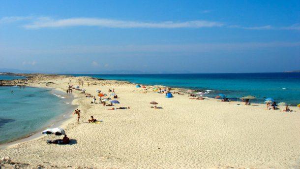 Formentera İbiza Plajları