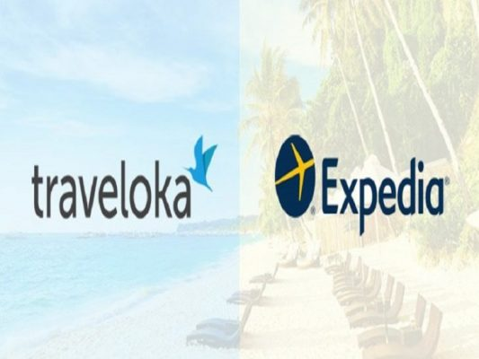 Traveloka Expedia