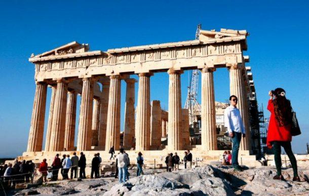 Yunanistan Turist Sayısı