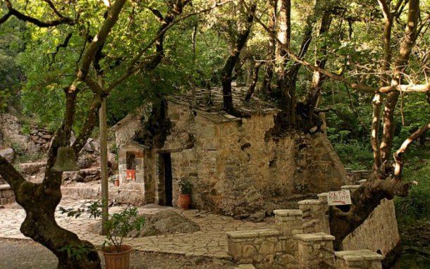 Agia Theodora Kilisesi