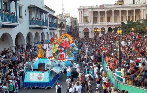 Fiesta del fuego Santiago de Cuba