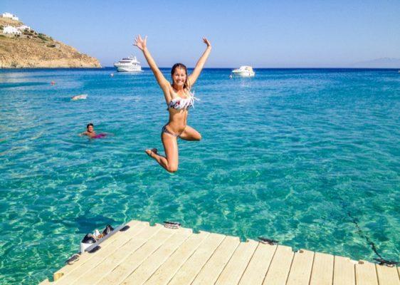 Mykonos Plajları